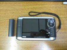 Epson P-3000 Multimedia Storage Viewer w/ Battery Included