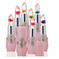 Bellezza Fiore Brillante cristallo gelatina rossetto magico temperatura Cam K1U4