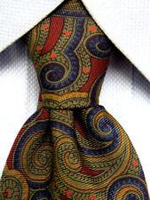Coach Multicolor Silk Tie A2121