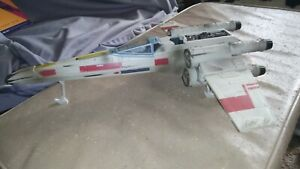 X-Wing Fighter Star Wars 2002 The Empire Strikes Back -Incomplete
