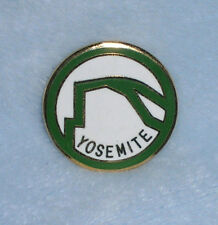 YOSEMITE National Park HALF DOME Logo Hat Lapel Pin ~ Collectible NEW