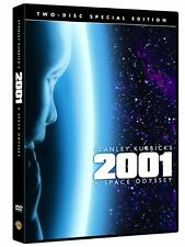 2001A Space Odyssey 2 Disc Special Edition DVD Original UK Release New Sealed R2