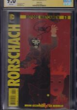 Before WATCHMEN: RORSCHACH # 1  CGC SIGNATURE SERIES (9.0)- Jim Steranko Variant