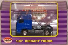 Model Power HO Scale 20401 Volvo FH16 Tractor Blue NEW In Box
