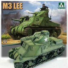 TAKOM 1/35 M3 LEE U.S. MEDIUM TANK KIT 2085