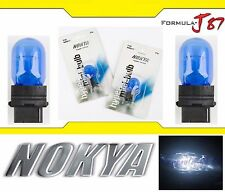 Nokya Light 3156 White 27W Nok6211 Two Bulbs Rear Turn Signal Replacement Lamp
