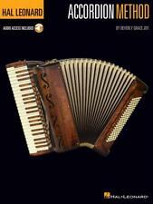 Hal Leonard Accordion Method  Accordion  Book with Audio-Online HL00252265