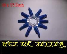 10 x T5 286 Mix Colour 1 LED Dashboard Wedge Bulbs UK