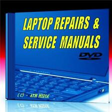 1000+ LAPTOP/NOTEBOOK REPAIR SERVICE TECHNICAL MANUAL GUIDES PC DVD MOST BRANDS