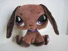 "Littlest Pet Shop Lovely DACHSHUND 9"" Dog Plush Stuffed Animal"