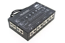 4-Way DMX-512 Splitter Distributor Amplifer 8 Isolated Channel 5 & 3 Pin Output