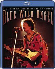 JIMI HENDRIX - BLUE WILD ANGEL: JIMI HENDRIX LIVE AT THE ISLE OF  BLU-RAY NEU