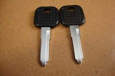 2 Key Blanks, Ducati Yamaha Boulevard Kingpin Monster Marauder 888 749 900 1000