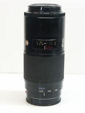 Minolta Maxxum AF 70-210mm F4.0 Macro Zoom Lens for Minolta AF and Sony Cameras