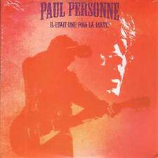 CD Single Paul PERSONNE Il etait une fois la route Promo 8-track NEUF SCELLE