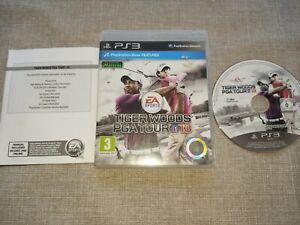 TIGER WOODS PGA TOUR 13 PS3 PLAYSTATION 3 PREOWNED