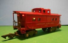 S Scale Caboose LED Lighting KIT using On-board Battery & Switch American Flyer