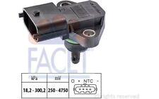 FACET Sensor, presión de sobrealimentación VOLKSWAGEN POLO 10.3178