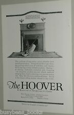 1920 Hoover advertisement, Hoover Suction Sweeper, early vacuum cleaner