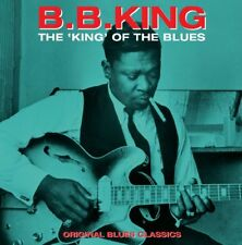 "B.B. King - The ""King"" Of The Blues Original Blues Classic 180g Record LP"