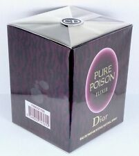 Christian Dior PURE POISON Elixir EDP 30ml EAU DE PARFUM INTENSE / Spray  & OVP