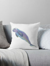 Large Sea Life Cushions - Dugong