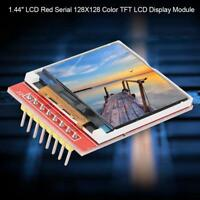 "1.44"" LCD Red Serial 128x128 Color TFT LCD Display Module ST7735 for 5110 /3310"