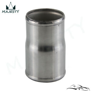 Universal 63mm-70mm Aluminium Pipe Reducer Adapter Exhaust Coupler Connector SL