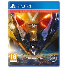 Anthem Legion of Dawn Sony PlayStation Ps4 Game 16 Years