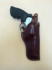 """Smith & Wesson N Frame Leather Holster for 4"""" Barrel # 9215"""