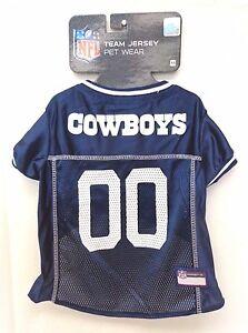 Dallas Cowboys Nation Pets First NFL Pet Dog Jersey