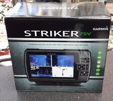New in Box Garmin Striker 7sv GPS Fish Finder Combo 010-01809-00
