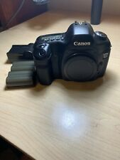 Canon EOS 5D Classic Camera (Body Only) With 3 Third Party Batteries And Charger