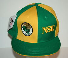 NSU Norfolk State University VA Spartans College Football Baseball Cap Hat New