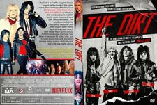 Motley Crue The Dirt Movie DVD