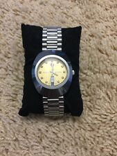 Rado DiaStar Automatic Day Date Stainless Watch #WB-RDS50
