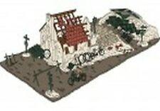 Airfix A03381 1/76 Plastic WWII Forward Command Post