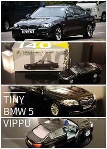 1/64 TINY DIE-CAST  - BMW 5 Series F10 VIPPU Hong Kong Police Traffic