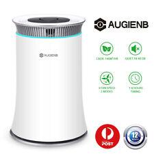 Augienb Air Purifier True Hepa Filter Touch Ionizer Odor Allergen Reducing Pm2.5