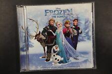 Kristen Anderson-Lopez And Robert Lopez – Frozen The Songs (C463)