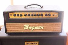 Bogner USA Shiva EL34 Tube Amplifier Guitar Amp Head No Reserve Auction!