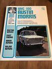 Austin Morris BMC 1100 1962/1968 DIY Workshop Manual SP