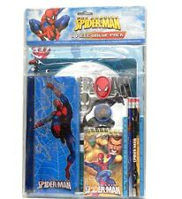 Marvel Amazing Spiderman school set -11 pcs Value Set