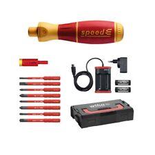 Wiha 590 E-Schraubendreher Set 2 speedE® electric gemischt 13-teilig LBoxx Mini