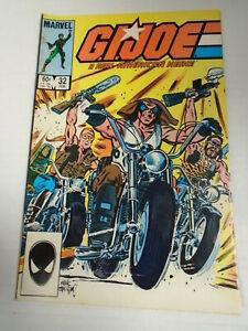 Marvel Comics G.I. JOE #32 (1985) !st Recondo, Blow Torch, Lady Jaye, Rip Cord