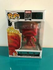 Funko Pop! - MARVEL 80years - FIRST APPEARANCE - HUMAN TORCH