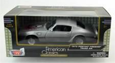 1973 Pontiac Firebird silber /silver 1:24  Motormax