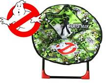 Ghostbusters - Kids Folding Lightweight Camping Bedroom Moon Chair 50cm