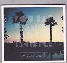 You Say France & I Whistle : Angry Men. Digipak CD Album