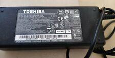 Genuine Original Toshiba PA3468E-1AC3 AC Adapter Power Supply Charger